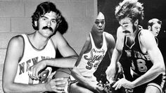 Nice 'stache. Phil Jackson turned 70 on Sept. 17, 2015, but was quite a baller back in 1970.
