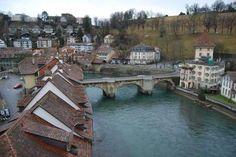 Fotografía: Maricel Abarzúa-Italia, Capitales Suizas y París- Berna
