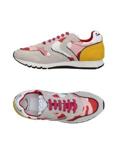 Voile Blanche Women Sneakers on YOOX. The best online selection of Sneakers Voile Blanche. YOOX exclusive items of Italian and international designers - Secure payments Soft Leather, Camouflage, Casual Outfits, Shoes Sneakers, Footwear, Flats, Grey, Baskets, Tennis