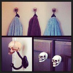 Skull home decor - Skullspiration.com - skull designs, art, fashion and more