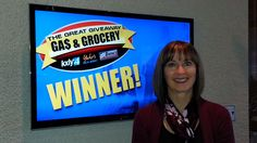 Mary Ann Rinker won $100 from KXLY4, Divine's & Yokes.