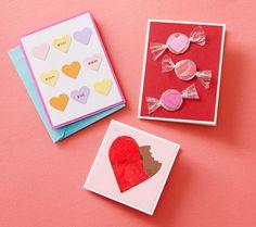 Easy DIY Valentine's Day Cards