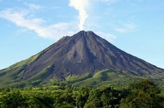 As Costa Rica's youngest and most active volcano, Arenal is something of a celebrity. Locals and foreigners alike travel here year round with the hope of witnessing its sensational eruptions. Indeed, its perfect conical shape and regular displays of fiery lava make it interminably attractive for photographers, geologists, and travelers of all sorts.