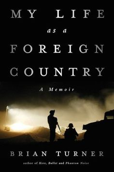 """Brian Turner, author of #AJB's debut e-books, """"Here, #Bullet"""" and """"#Phantom #Noise,"""" was interviewed by Kelle Groom for Best American #Poetry, about his #memoir, """"My #Life as a #Foreign #Country."""" In this #interview, Turner talks about how he originally didn't intend on writing a memoir, how he was awarded the Amy Lowell #Traveling #Fellowship, and the #writing process.  Check out the rest of his interview here bit.ly/interviewturner"""