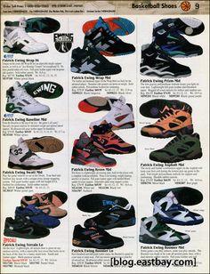 buy popular 15ec2 85af3 Patrick Ewing Shoes   Eastbay Memory Lane  Patrick Ewing Shoes   Eastbay  Blog Ewing Shoes
