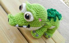 Baby Croc pattern not free