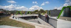 Galería de Parque Educativo San Vicente Ferrer / Plan:b arquitectos - 11