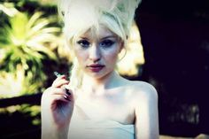 Emily Browning from Plush