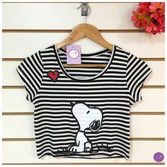 """""""Snoopy e Charlie Brown: Peanuts, o Filme"""" estreia hoje nos cinemas e por aqui acabamos de receber esse cropped Emoticon grin estamos in love! #Vemprazas"""