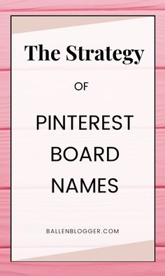 Pinterest Board Names, Name Boards, Blog Topics, Pinterest For Business, Pinterest Marketing, Business Tips, Bathroom Closet, Seo, Social Media