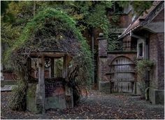 Old Well by Cor Pijpers, via 500px