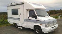Autocaravana perfilada en Bizkaia - vibbo - 86136133 Recreational Vehicles, Recreational Vehicle, Motor Homes, Get Well Soon, Camper, Campers, Single Wide