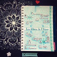 ❄️ Semaine 03 : Les délices de l'hiver. ☃️ _Malgré que j'adore la période de Noël , cette saison n'est pas ma préférée... pour me réconcilier avec l'hiver voici la liste des différentes choses que j'adore  faire en #hiver !!! _ _ #bienetre #motivation #inspiration #loveyourself #loveyourselffirst #love #bonheur #wellness #happiness #happy #heart #coeur #aimetoi #100days #journal #bujo #bulletjournal #amour #challenge #compliment #30dayschallenge #dailyinspiration #bulletjournalcollectio...