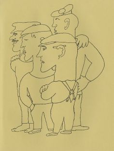Jean Cocteau, Dessins (1924), included in the 3rd edition of the book published by Librairie Stock, Delamain, Boutelleau & Cia (Paris)