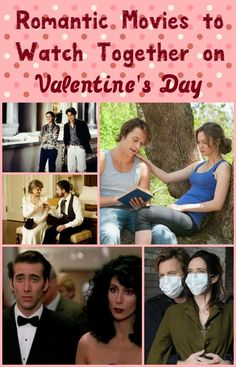 Save money by having a date night in or wind down after a night out with these most romantic movies to watch as a couple on Valentine's Day!