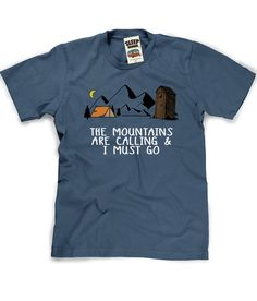 Moose Be Joking Novelty T-Shirt Caravanning Camping Funny Fathers Day Gift Tee