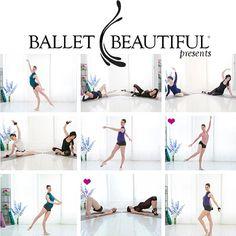 Ballet Beautiful prenatal workouts