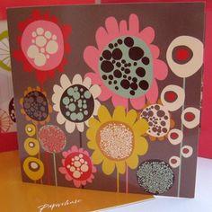 print & pattern: PAPERCHASE - notecard packs
