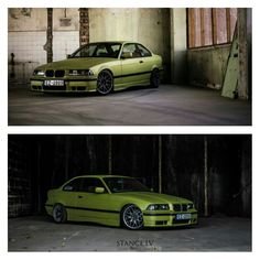 Bmw e36 . stanced and wrapped by stance.lv