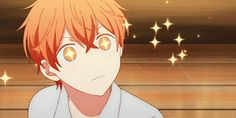 Aww you are such a cutie Mafuyu! Otaku Anime, Me Anime, Manga Anime, Shounen Ai Anime, Image Manga, Animation, Animes Wallpapers, Anime Shows, Reaction Pictures