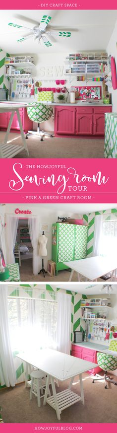 327 best Office & Craft room eye candy images on Pinterest ...