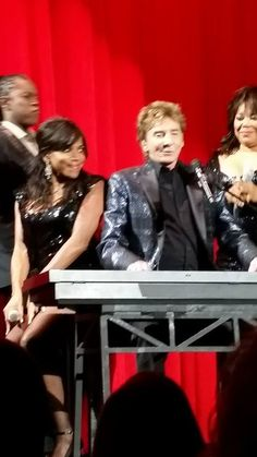 Barry Manilow One Last Time tour.