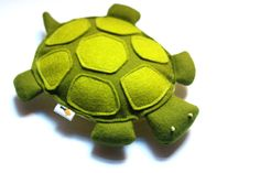 Plush Baby Turtle / Wool Felt