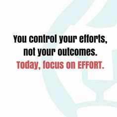 What can you do today to increase your effort? #primalpotential #goals