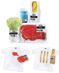 ne maisto produktus pakuojam lyg maisto produktus. Non eatable are packed as eatable