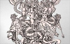 Tomek Sadurski - Visual communictaion & illustration