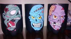 Zombies 2 en botella plástica.