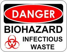 Biohazard Waste Sign Printable - Bing Images