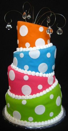 nicely done!  what people need to realize is if they want topsy turvy, they're gonna get a LOT of cake ... but they're fun!