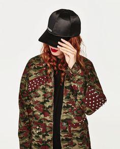 Army jacke damen h&m