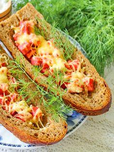 Горячие бутерброды в багете. Пошаговый рецепт с фото.   Еда XXI века. Кулинарный блог Тимошина Алексея.