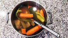Bulion warzywny dieta Dr Dąbrowksiej
