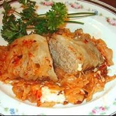 Hungarian Cabbage Rolls on BigOven: Cabbage rolls made the original way. Instructions from a Hungarian friend in Budapest as I watched her make them, and translated into English by my wife just for you.