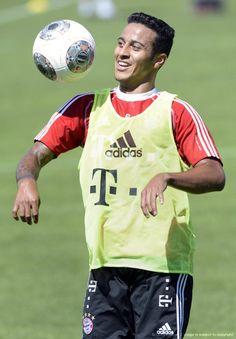 Welcome to Fc Bayern,Thiago Alcantara
