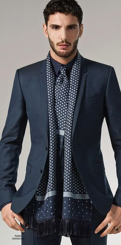 This is Crisp, Cutthroat but Casual! Wear this to a wedding and you might end up leaving with the bride