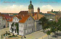 Kaiser Wilhelmplatz u. Lindenstraße, 1899