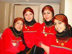 yöresel kadın başlıkları:  Karadeniz -Hemşin