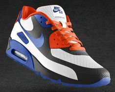 3cf166081430 NIKEiD Air Max 90 Hyperfuse Design Options