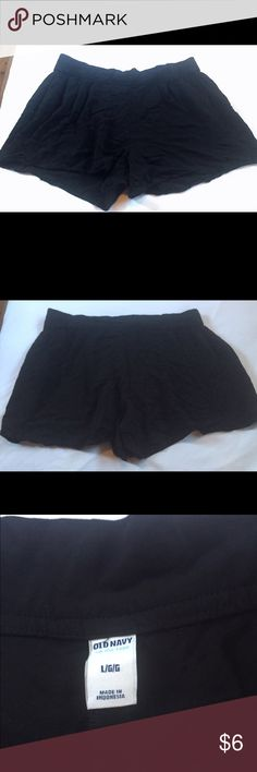 NWOT Old Navy Flowy Shorts Size Large Old Navy Flowy Shorts with side elastic Size Large, NWOT! Old Navy Shorts