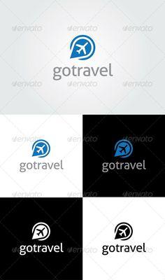 Go Travel Logo Resizable Vector EPS and AI Color customizable Fully editable Free font used: Aller Created: GraphicsFilesIncluded: VectorEPS Layered: No MinimumAdobeCSVersion: CS Resolution: Resizable Tags: air Travel Logo, Travel And Tourism, Spain Travel, Logos, Logo Branding, Focus Logo, Create Logo, Logo Simple, Logo Process