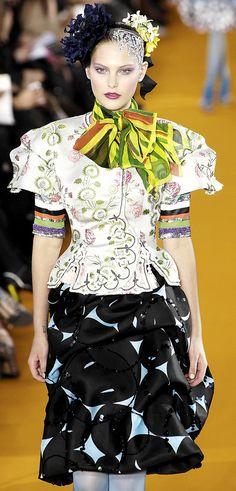 2008 Christian Lacroix -Haute Couture - Spring /Summer