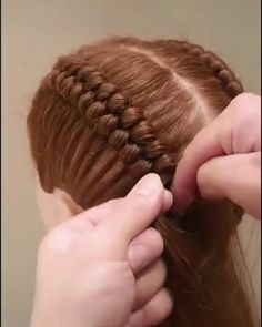 Hairdo For Long Hair, Easy Hairstyles For Long Hair, Up Hairstyles, Braided Hairstyles, Front Hair Styles, Medium Hair Styles, Natural Hair Styles, Hair Style Vedio, Hair Tutorials For Medium Hair