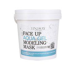 Korea Face Up Aqua Snail Aloe Gel Modeling Mask Pack Moisture Skin Care Massage #KoreanBeauty