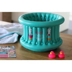 Baignoire gonflable de Cupcake Babies.