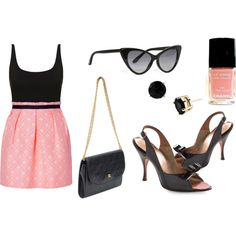 Street Chic, created by emilyatoday on Polyvore