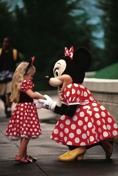Mini Minnie.